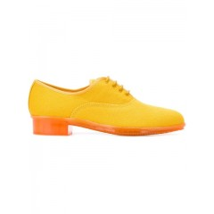 Camper Casi Jazz shoes Medium yellow Rubber 100% K200565